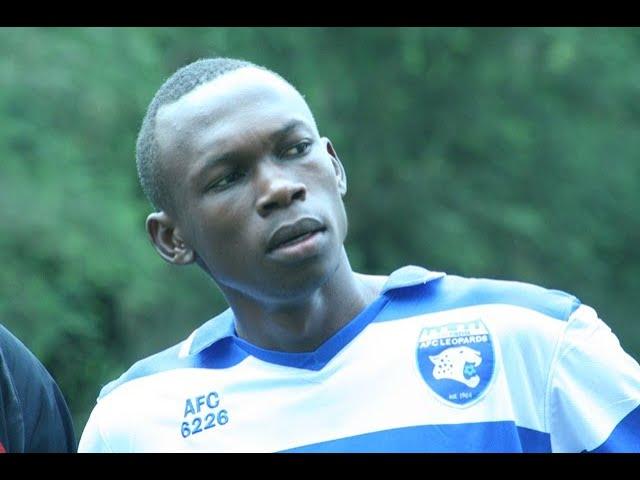 Nahodha wa zamani wa AFC Leopards asimulia masaibu yake