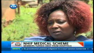 Civil servants NHIF medical scheme not paid