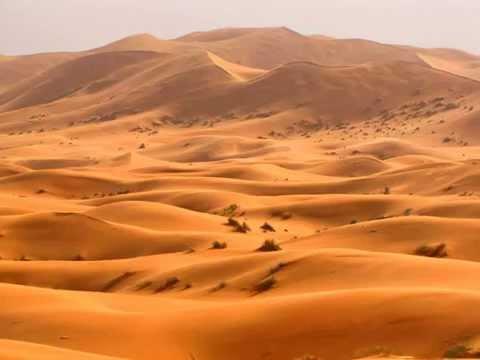The Largest Non-Polar Desert in the world , Sahara