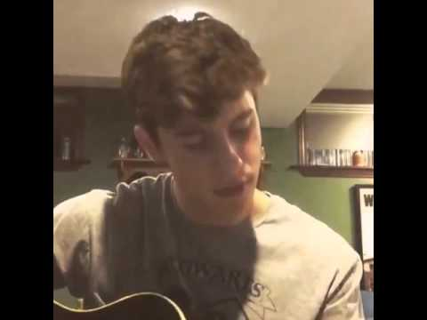 Shawn Mendes - History  (COVER) - One Direction