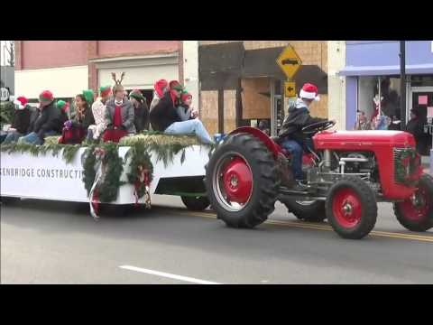 Kenbridge, VA Christmas Parade 12-3-2016