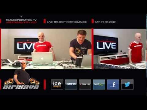 Airwave Live Triloset performance - Episode 23