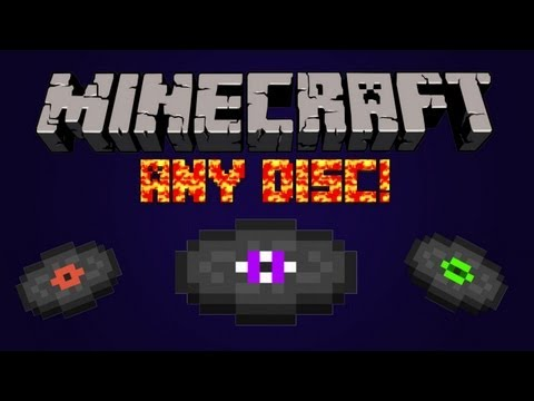 Easiest Way To Get Music Disc's (Tutorial) :: Minecraft