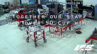 Super Late Model Chassis Construction