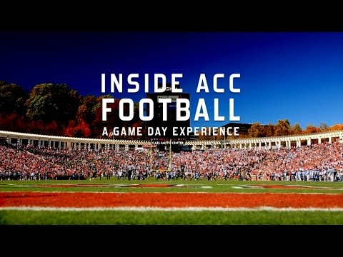 Inside ACC Football: A Game Day Experience