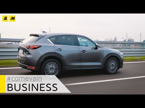 Mazda CX-5: come va in... Business