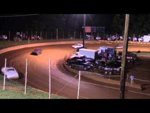 Winder Barrow Speedway Stock Four Cylinders 7/4/15