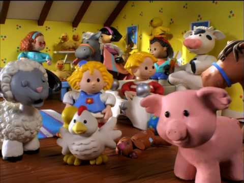 Fisher Price Little People The Legend of Farmer Jed - YouTube