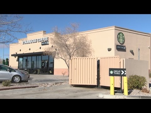 New Mexico State Police Chief breaks up fight at Starbucks