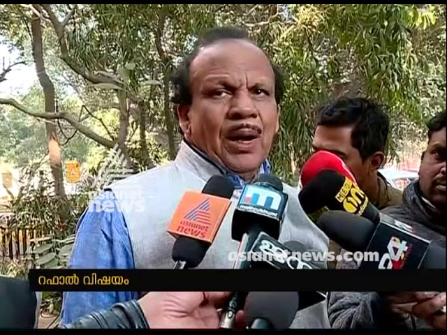 CPM to file notice against Attorney General : Rafale deal controversy