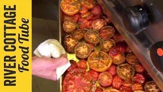 Roast Tomato Risotto & Micro Salad  Mark & Gill