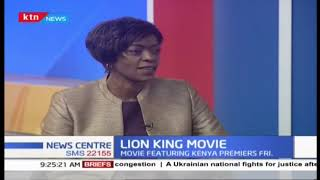 Lion King movie to premier in Kenya on Friday
