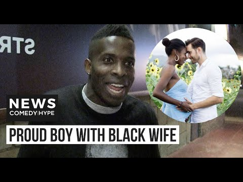 Godfrey Calls Out 'Proud Boy' With Black Wife: If Love Transcends Color, We Would Be Equal