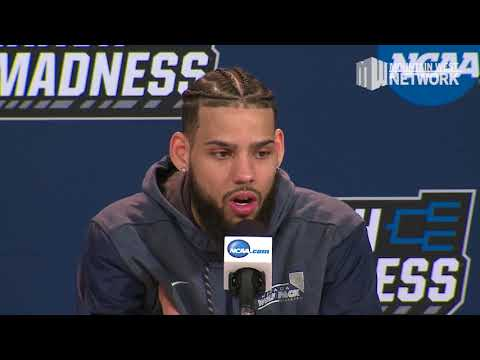 Nevada NCAA Men's Basketball Second Round Pre-Game Press Conference