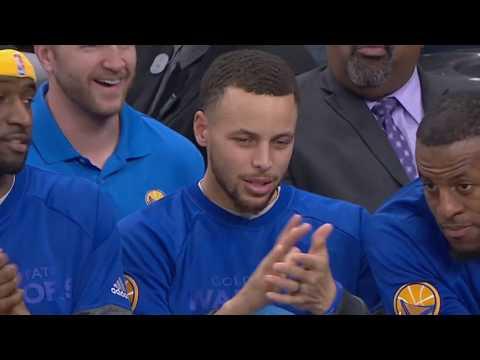 Golden State Warriors vs San Antonio Spurs | March 11, 2017 | NBA 2016-17 Season