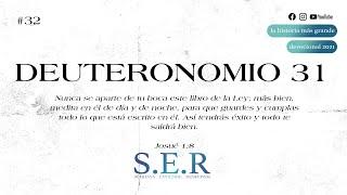 Deuteronomio 31 — Devocional S.E.R. #32