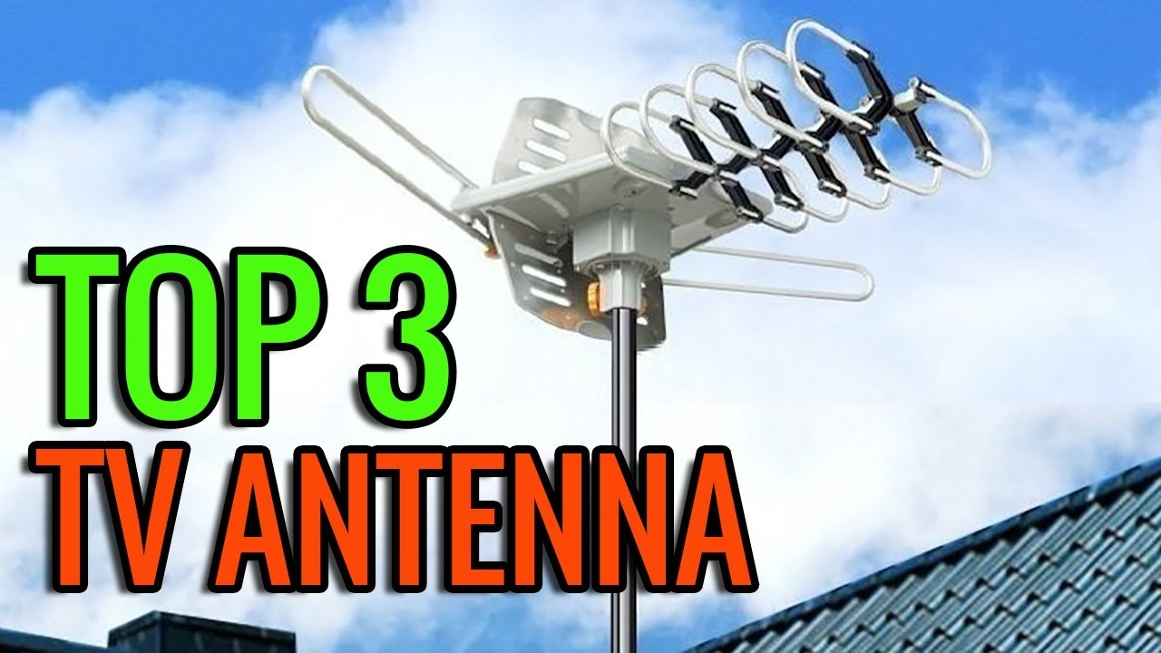 Best Digital Antenna 2019 Top 3 Best Indoor/Outdoor TV Antenna Reviews In 2019   YouTube