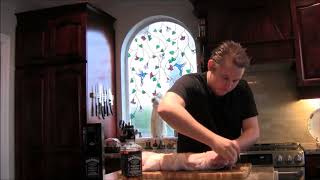 45 Day Jack Daniels Whiskey Aged Beef At Home Complete Video! Part 1 & 2 Combined