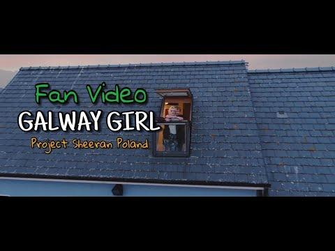 Ed Sheeran - Galway Girl || Fan Video by Project Sheeran Poland