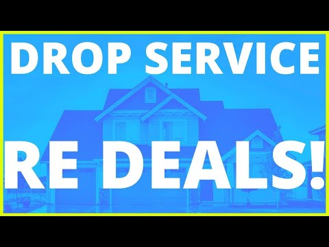 Drop Servicing REAL ESTATE DEALS!🏘️[AIRBNB ALTERNATIVES TO MAKE MONEY WITH REAL ESTATE]