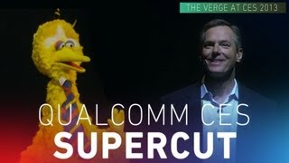 The most insane keynote ever: Qualcomm at CES 2013