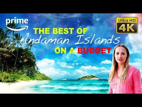 DIY Budget Travel (4K) - Best of Andaman Islands, Port Blair, Ross, Havelock and Bharatang Island