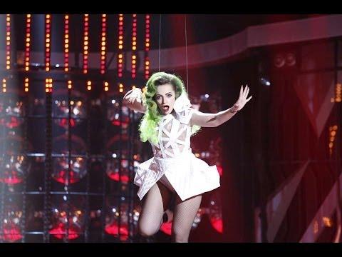 Один в Один! Теона Дольникова - Леди Гага (Poker Face)
