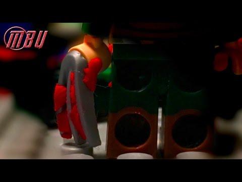 Lego Wolverine: Howling Commando
