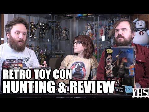 Retro Toy Con 2019 - Vintage Star Wars and more!
