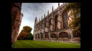 Let All The World In Every Corner Sing (Ralph Vaughan Williams) - King's College Cambridge