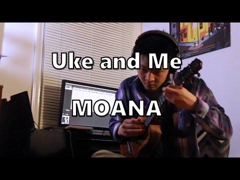 How Far I'll Go - Song(s?) from Moana - Disney Ukulele Cover
