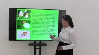 Mavzu: Biologik kurash usuli, rivojlanishi biotsenozdagi organizmlarni o'zaro munosabati