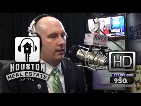 Ian Faria sits with Houston Real Estate Radio