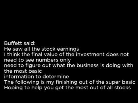 COO The Cooper Companies, Inc  COO buy or sell Buffett read basic