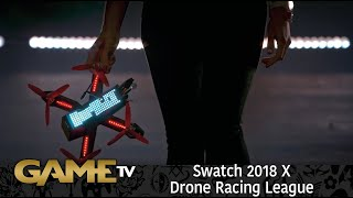 Game TV Schweiz - SWATCH | DRONE RACING LEAGUE