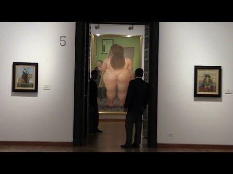 Colombia - Bogotá Botero Museum