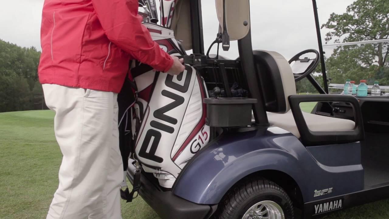 Yamaha Golf Cart Benzin