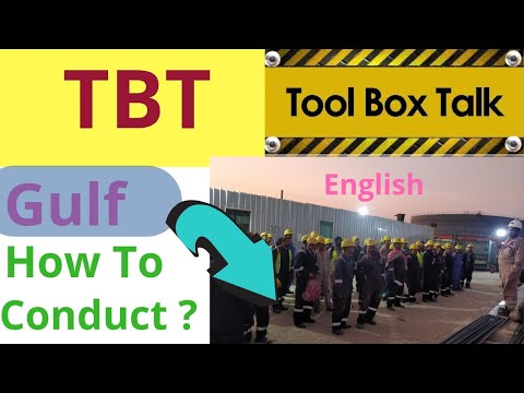 how-to-conduct-toolbox-talk||tbt-vs-mtbt||tbt-in-english||toolbox-meeting
