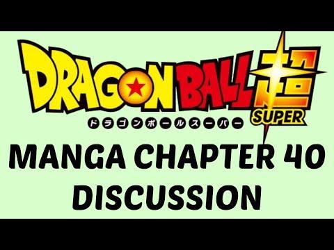 JIREN SMASHES ALL! Dragon Ball Super Ch 40 Discussion