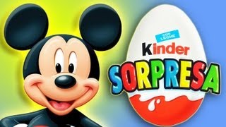 14 epic kinder surprise eggs crazy unpacking part 1 mickey mouse minions cars 2 star wars