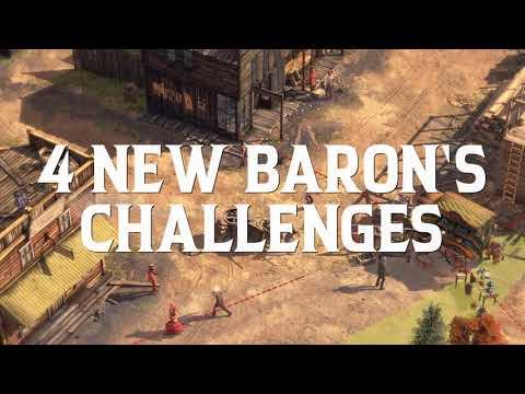 Desperados 3 Baron Challenges Onono