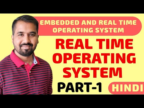 Introduction To Real Time Operating System Part -1 Explained in Hindi l ERTOS Course
