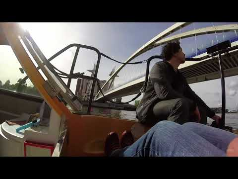 Waxi Manchester Water Taxi | Media City UK