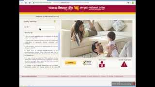 transfer money from punjab national bank  to another bank account through neft