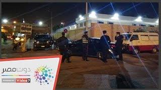 استعدادات مكثفة بمطار القاهرة لاستقبال جثمان ساطع النعمانى