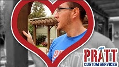 A Love Story for Pratt Custom Services