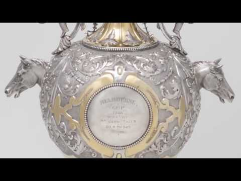 Defining Moments: First Melbourne Cup