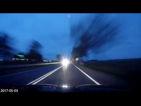 #18 Car travel Poland - timelapse 12 742 78 742 12