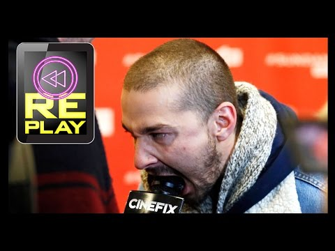 What's Going on with Shia LaBeouf -- Wonderwall Replay for July 3, 2014