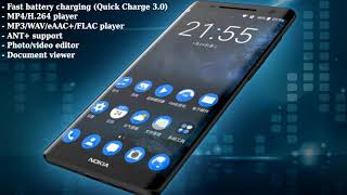 NOKIA 9 - powerful and very elegant mobile phone